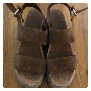Marc Fisher sandals- worn twice:):)